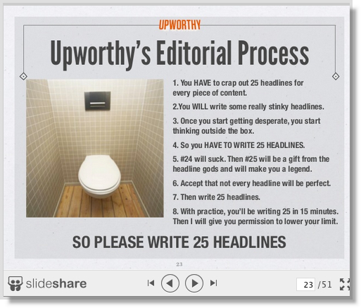 25 headlines Upworthy