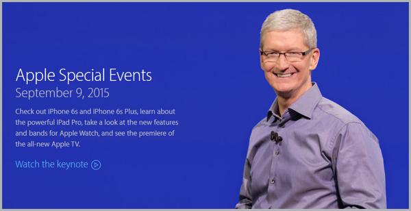 Apple Launch Event - Pre-Launch Buzz