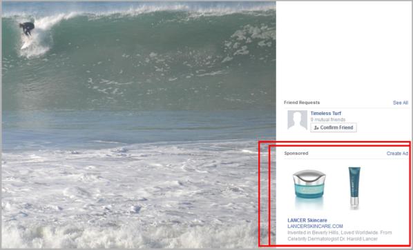 Facebook Ad Example - Pre-Launch Buzz