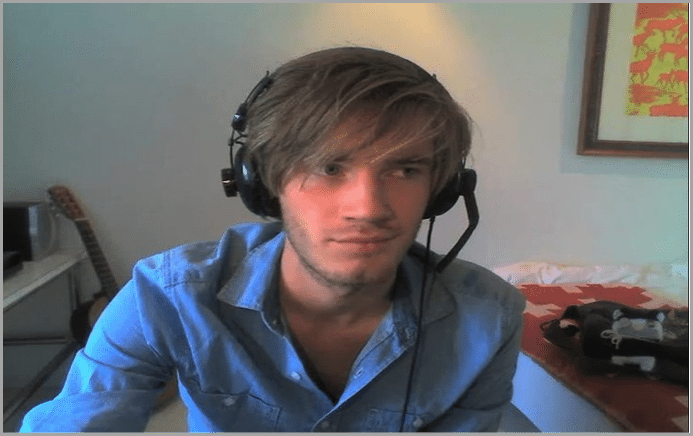 Felix Arvid - getting fame through youtube