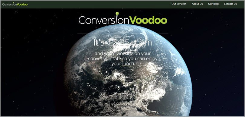 conversion vodoo for conversion rate