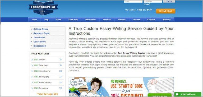 find critical essays online