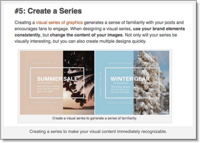 SME - Visual content marketing