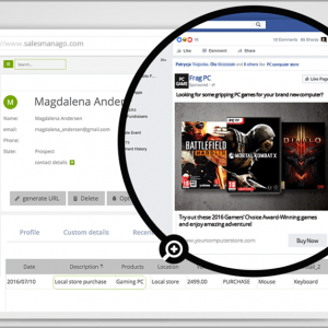 personalize Facebook Ads for marketing automation hacks