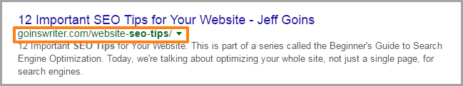 use short URL 3 for SEO on your blog