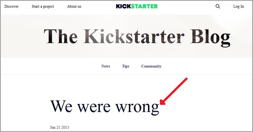 the kickstart blog for content marketing benefits