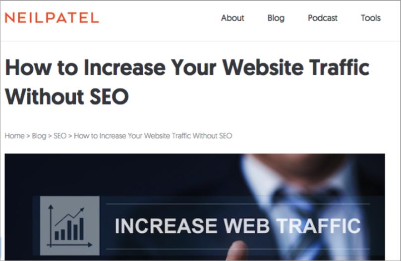 Blog post headline formula - example 1