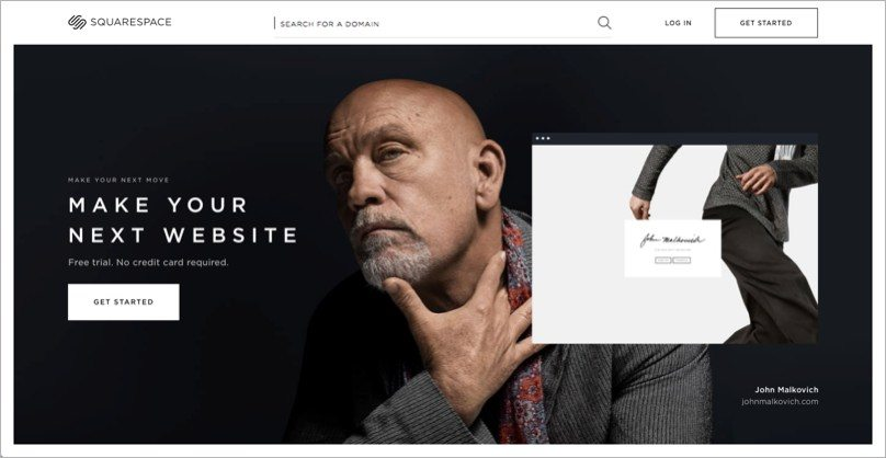SquareSpace online branding tips