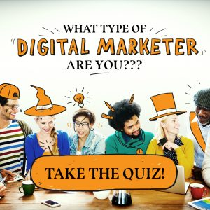 Digital Marketer Quiz