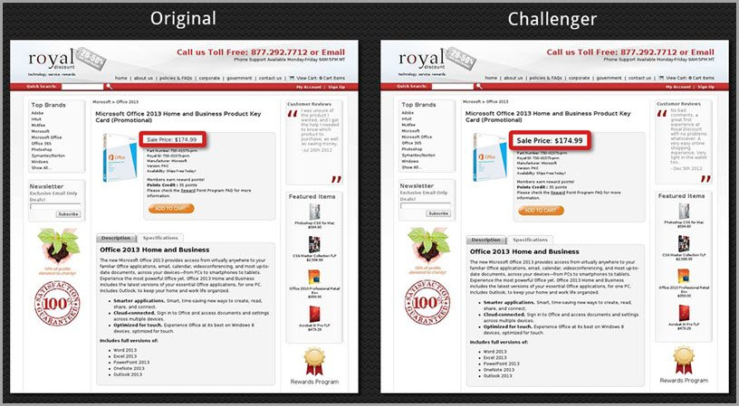 10 Product Page Split Tests To Increase Your Ecommerce