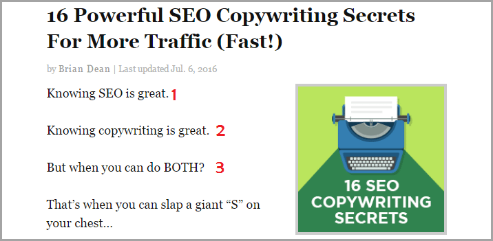 3 Website Copywriting Facts That Should Change Your Content Strategy