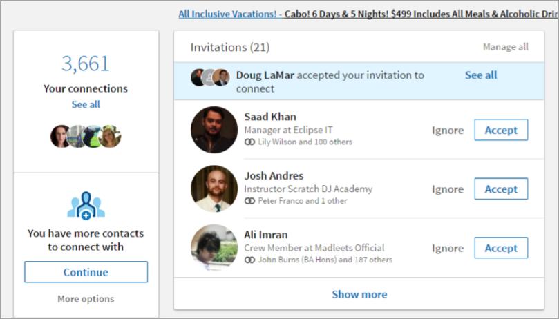Linkedin profile tip - image 4