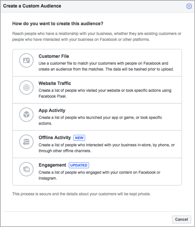 Target Facebook Ads - image 1