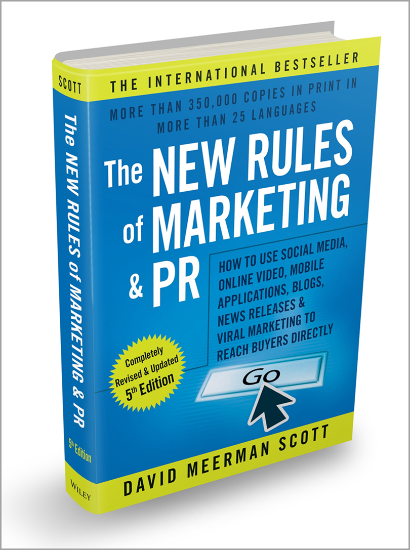 New Rules of Marketing and PR - Content Marketing 101