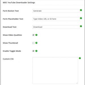 mdc-youtube-downloader - Jeffbullas's Blog