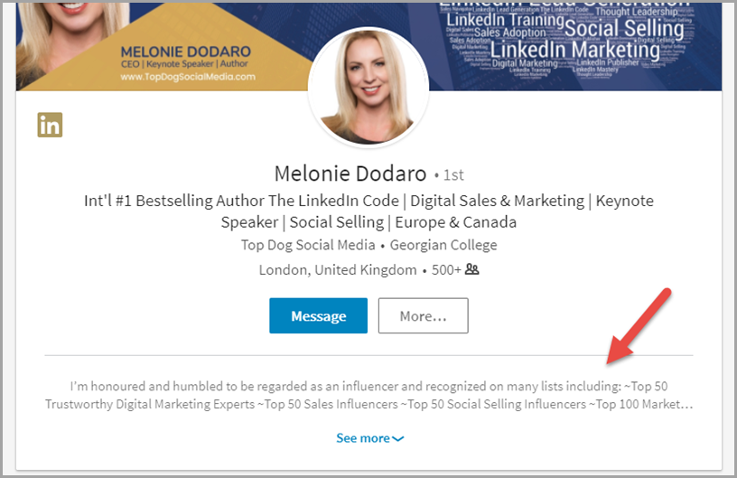 how to boost the credibility of your linkedin profile fast