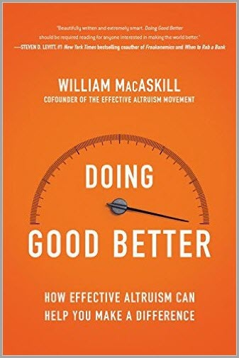 2_Doing Good Better (by William MacAskill)