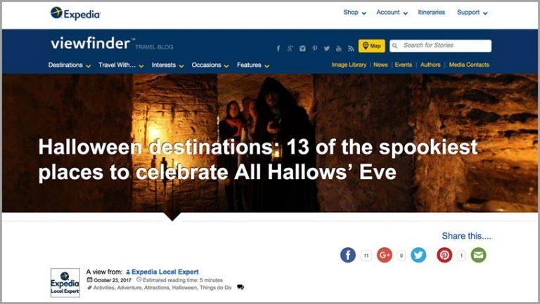 Expedia viewfinder