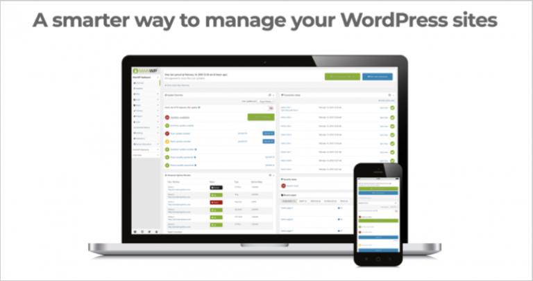 Manage multiple websites - image 1