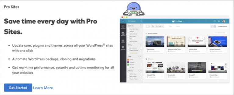 Manage multiple websites - image 3