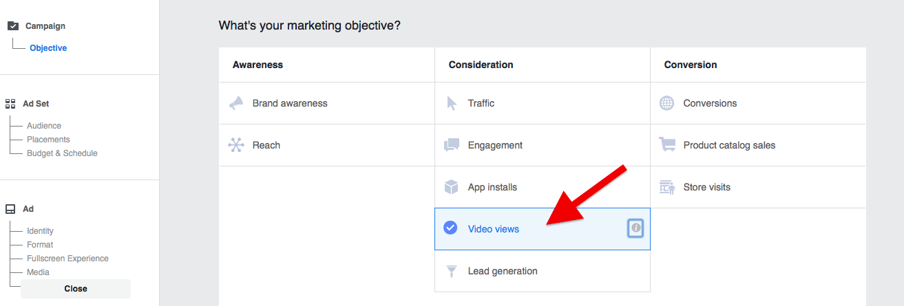 Step-By-Step Guide to Create Facebook Video Ads