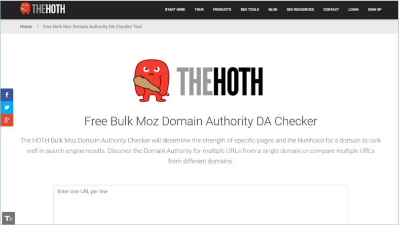 The Hoth - tools for bloggers