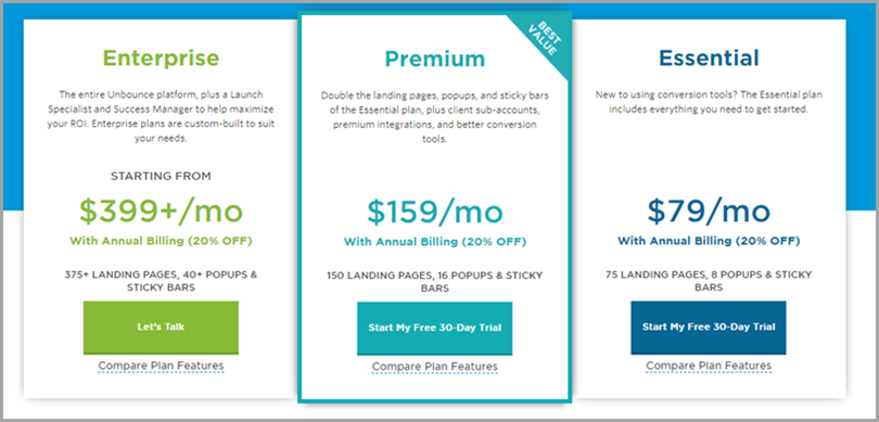 Test free trials vs. freemium