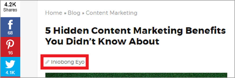 five hidden content marketing benefits for outsource content marketing