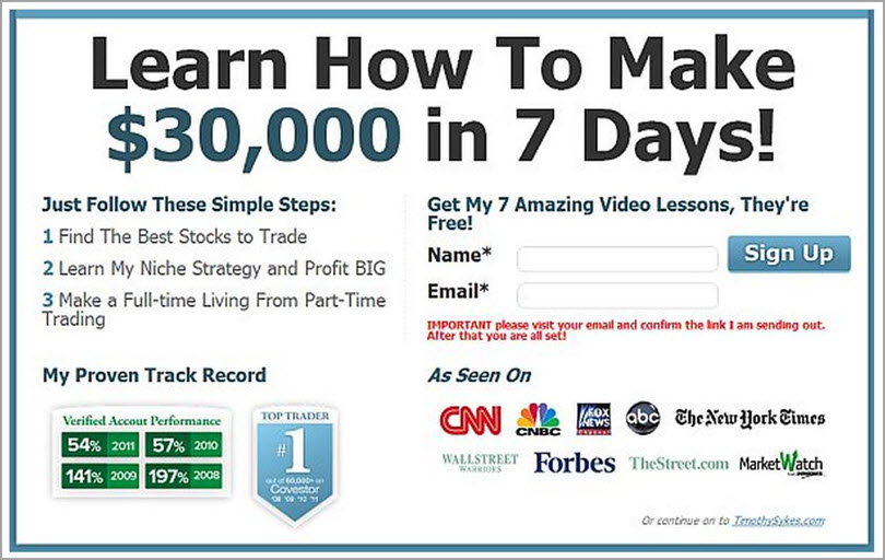 Reciprocity for how to earn $30, 000 in 7 days for psychological principles