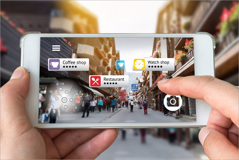 How will SEO work in augmented reality