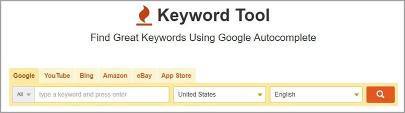keyword tool for video SEO tips