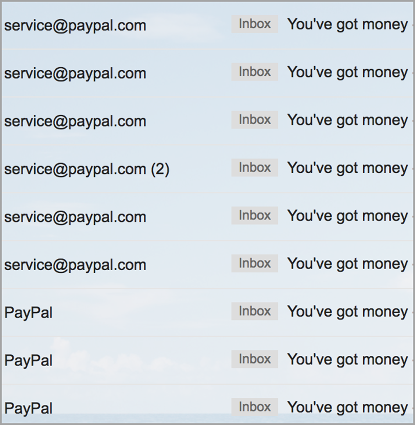 service@paypal for marketing confessions