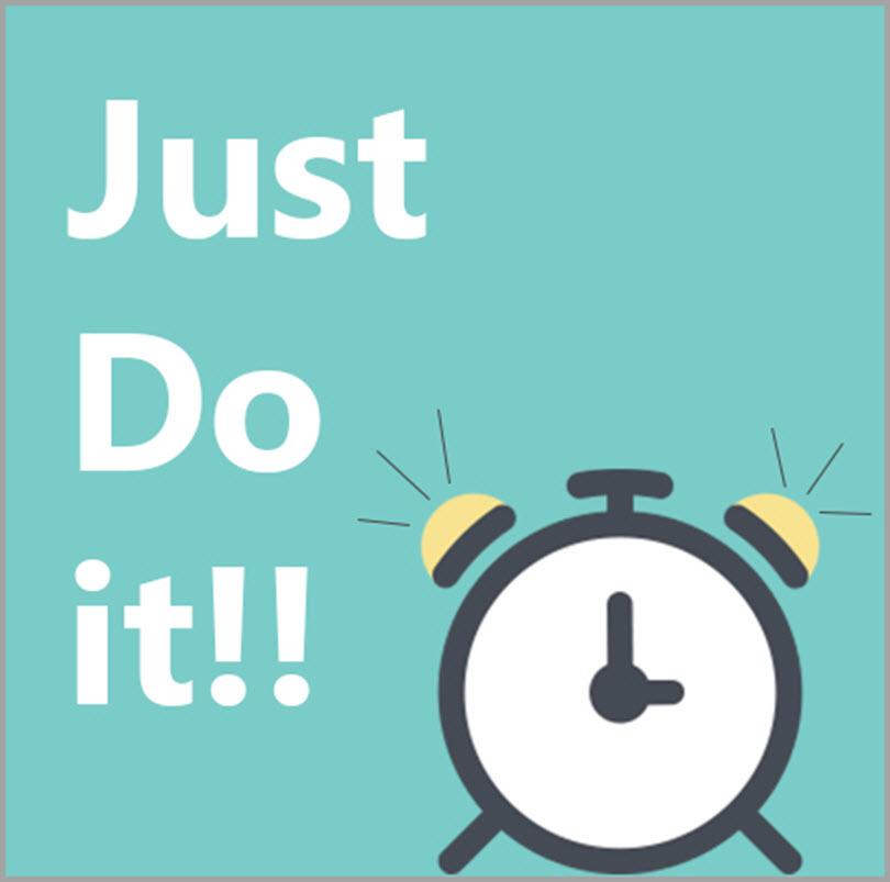 the power hour for overcome procrastination