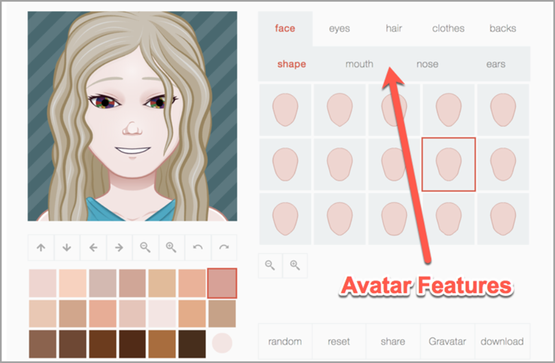 Avatar Creator Tool for Personal and Bio Branding for <a href=