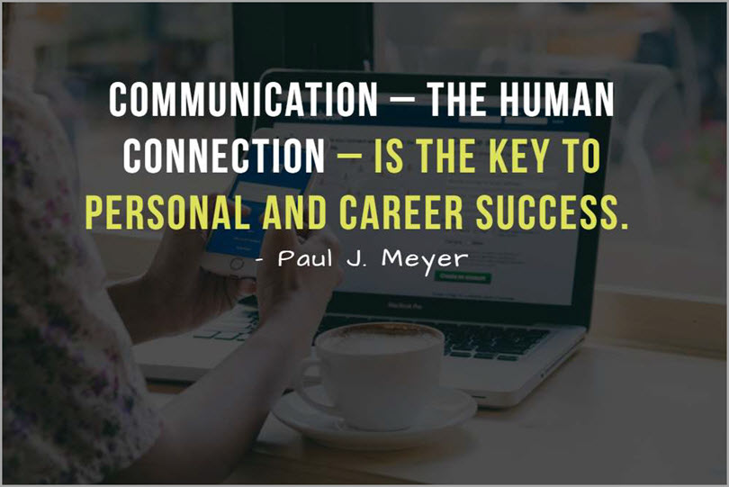 Be a Part of Virtual Communication for working from home