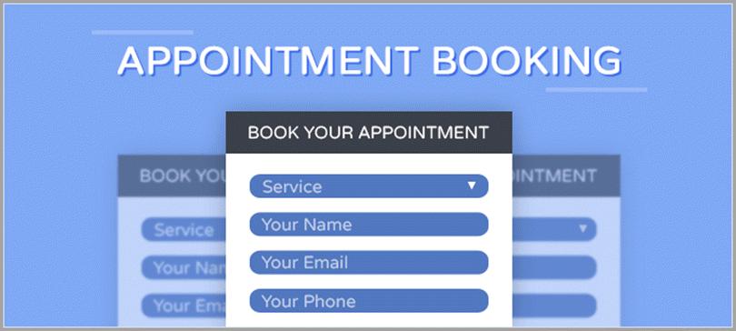 Appointment Bookings for Google My Business features