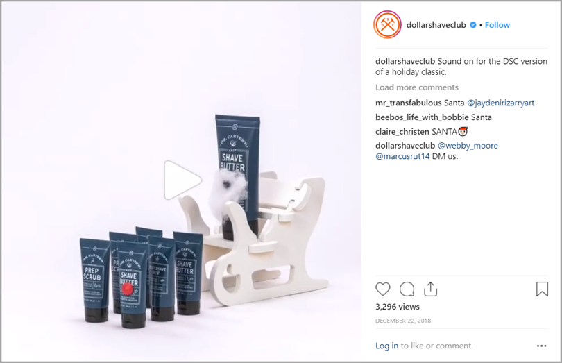 Combine Video Marketing With Email Marketing like Dollar Shave Club for ecommerce video marketing
