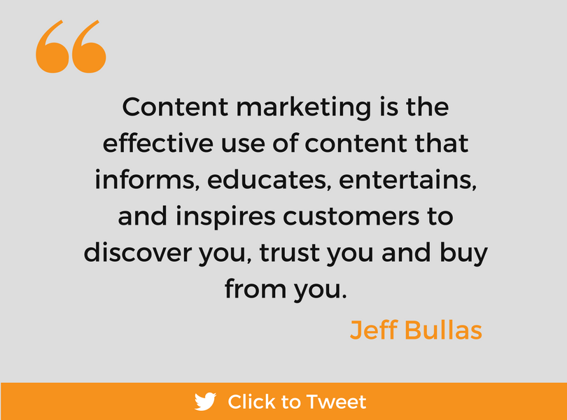 Content Marketing for Online Business