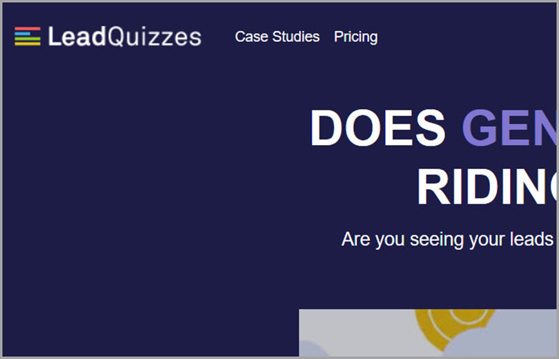 LeadQuizzes for increase authority