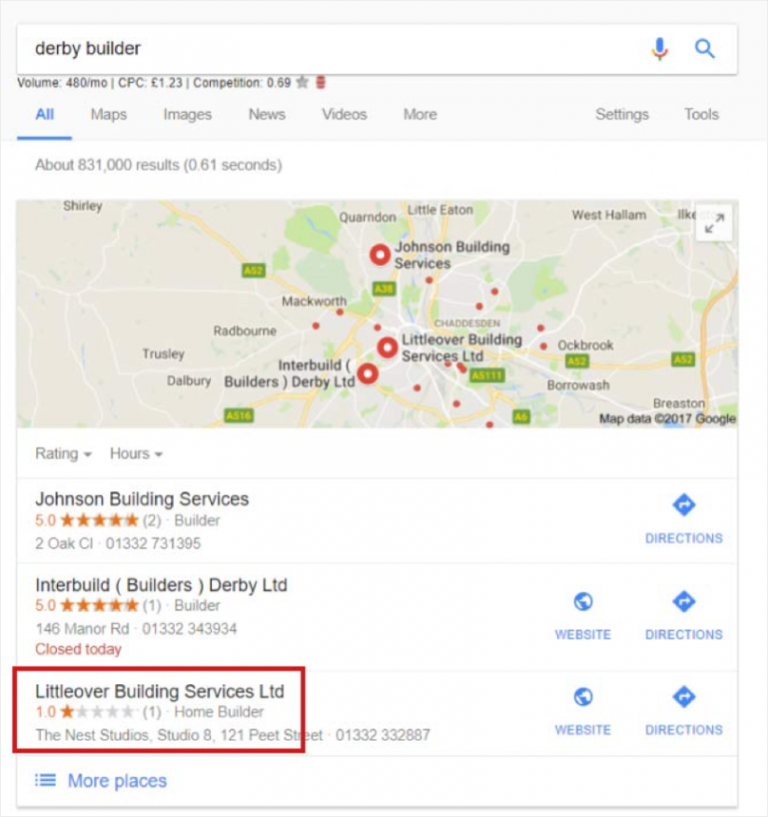 Google My Business Mistake - Image 5