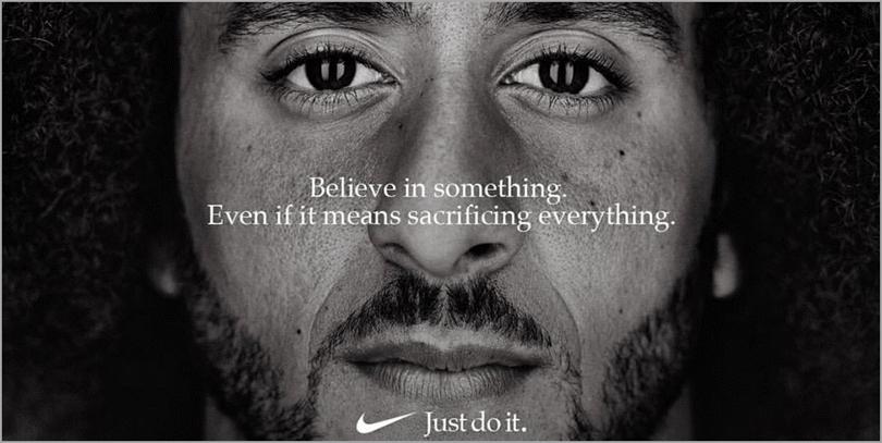 Nike CEO Mark Parker for basics of branding