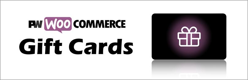 PW Woo Commerce Gift Cards для плагинов woocommerce