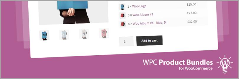 Пакет продуктов WPC для плагинов woocommerce