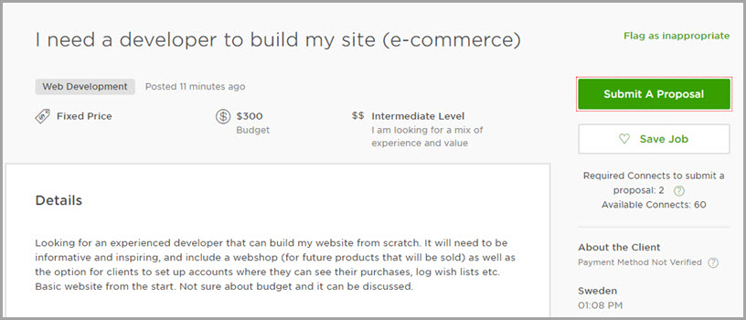 Web Designing Jobs Upwork