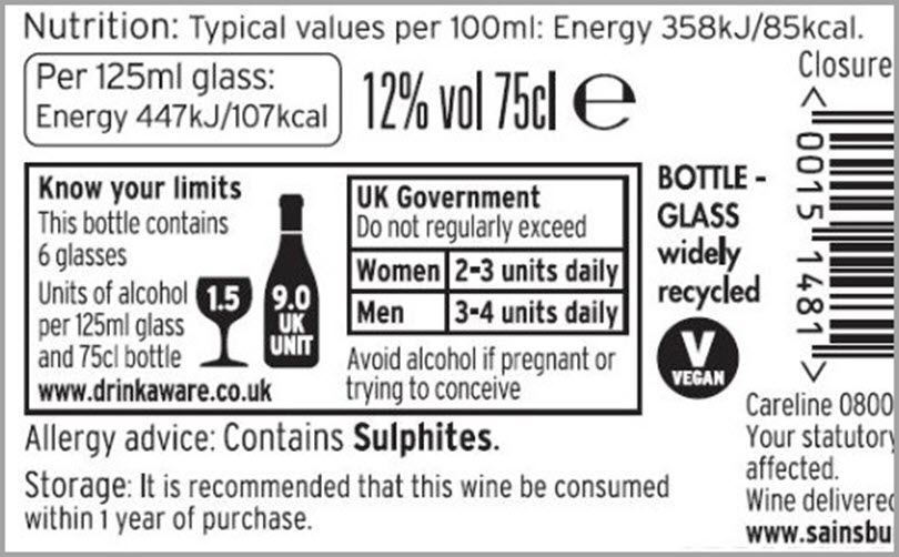 Alcohol advertising in the EU for advertising regulation