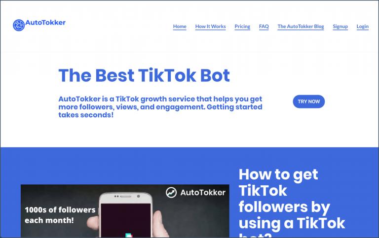 TikTok Tools - Autotokker