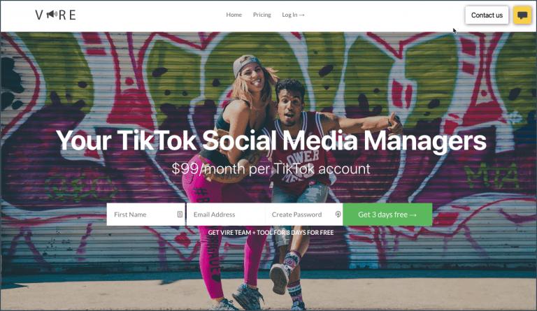 Vire - TikTok Growth
