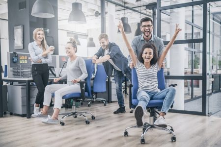 How Leaders Can Enhance Workplace Well-Being With Gamification
