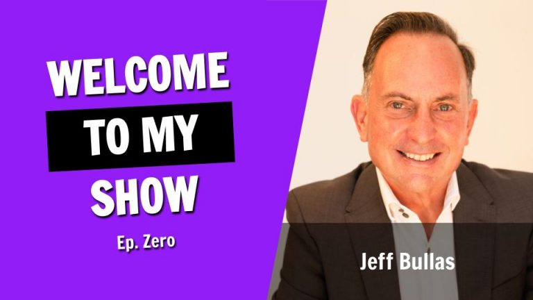 The Jeff Bullas Show - Episode Zero (Podcast)