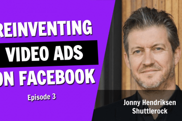 How to Scale Your Video Advertising With Facebook Ads - Without a Big Video Production Crew (Episode 3)